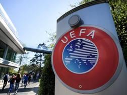 Uefa. AFP