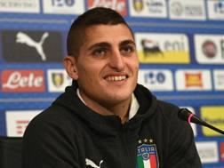 Marco Verratti, centrocampista del Psg e della Nazionale italiana. Getty