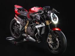 La MV Agusta Brutale 1000 Serie Oro