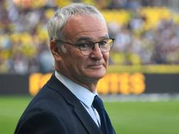 Claudio Ranieri, nuovo allenatore del Fulham. Afp