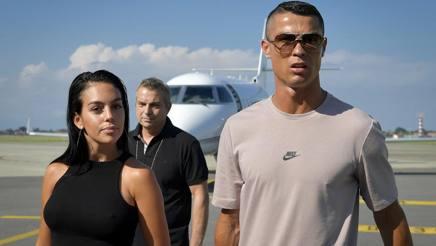 Georgina, Cristiano Ronaldo. GETTY IMAGES