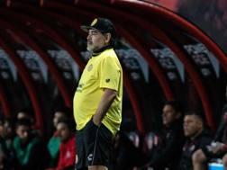 Diego Armando Maradona, 58 anni. AFP