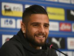 Insigne. GETTY IMAGES