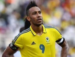 Pierre-Emerick Aubameyang, attaccante dell'Arsenal. Getty