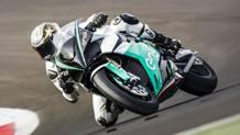 I test preliminari della Moto E con Capirossi