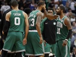 I Celtics finora hanno vinto 7 partite su 13, al di sotto delle attese. Ap