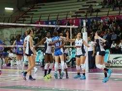 Il Club Italia a Novara