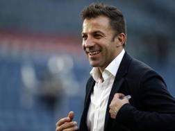 Alessandro Del Piero. Ansa