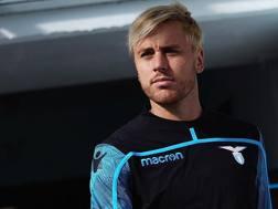 Patric, difensore della Lazio. Getty