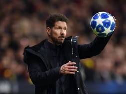 Diego Simeone, 48 anni. Getty