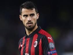 Jesus Suso, 24 anni, attaccante del Milan. Getty