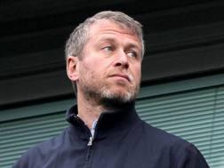Roman Abramovic, proprietario del Chelsea. EPA