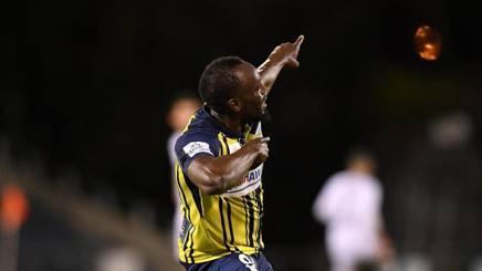 Usain Bolt. EPA