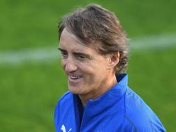 Roberto Mancini, 53 anni. Getty Images