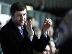 Dmitry Gerasimenko, 40 anni, patron di Cantù LAPRESSE