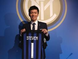 Steven Zhang, presidente dell'Inter. Getty