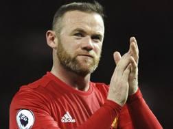 Wayne Rooney. Ap