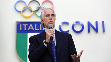 Giovanni Malagò, 59 anni, presidente del Coni dal febbraio 2013. Ansa