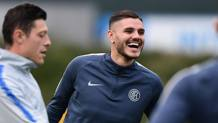 Mauro Icardi, attaccante dell'Inter. Getty