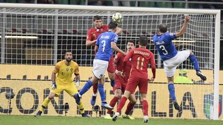 Un'occasione per l'Italia contro il Portogallo. Lapresse