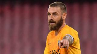 Daniele De Rossi, 35 anni. Lapresse