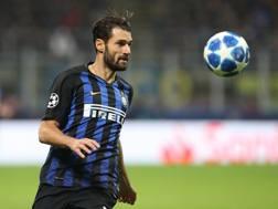 Antonio Candreva, 31 anni, esterno: è alla terza stagione con la maglia dell'Inter. Getty
