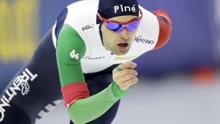 Andrea Giovannini, 25 anni. Ap