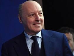 Beppe Marotta, 61 anni, ex amministratore delegato della Juventus. Ansa
