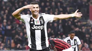 Cristiano Ronaldo, 33 anni, stella della Juventus Getty