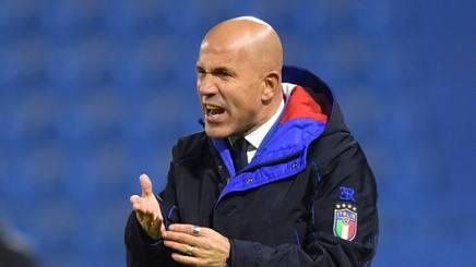 Luigi Di Biagio, 47 anni. LaPresse