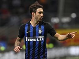 Sime Vrsaljko, 26 anni, croato, prima stagione in maglia Inter Getty