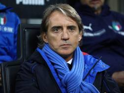 Roberto Mancini. GETTY IMAGES