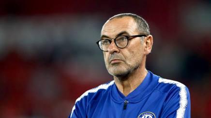 Maurizio Sarri, 59 anni, allenatore del Chelsea. Getty Images