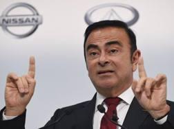 Carlos Ghosn, 64 anni. Afp