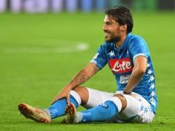 Simone Verdi si è infortunato nella trasferta di Udine del 20 ottobre. Getty