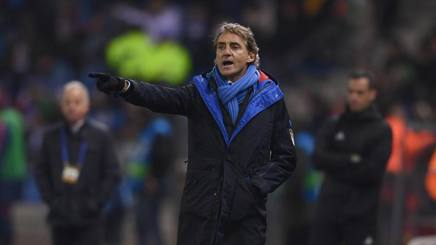 Roberto Mancini, 53 anni. Getty