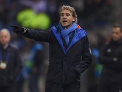 Roberto Mancini, 53 anni. Getty