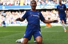 Eden Hazard, attaccante del Chelsea. Getty