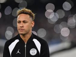 Neymar LAPRESSE