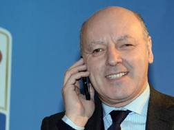 Giuseppe Marotta, 61 anni. Ansa