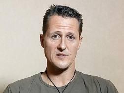 Michael Schumacher, 49 anni.