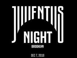 Il logo ufficiale della serata. Twitter Juventus