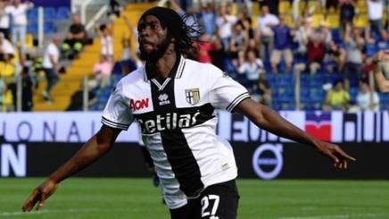 Gervinho, centrocampista del Parma. Getty