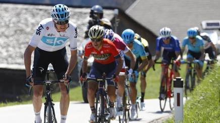 Il Tour of the Alps 2018. Bettini