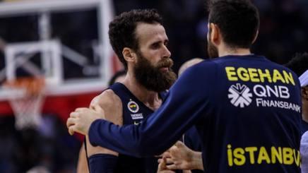 Luigi Datome, 30 anni, quarta stagione al Fenerbahçe. Getty