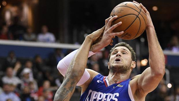 Danilo Gallinari, 30 anni, seconda stagione ai Clippers. Ap