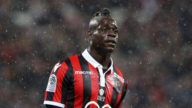 Mario Balotelli, 28 anni. Afp