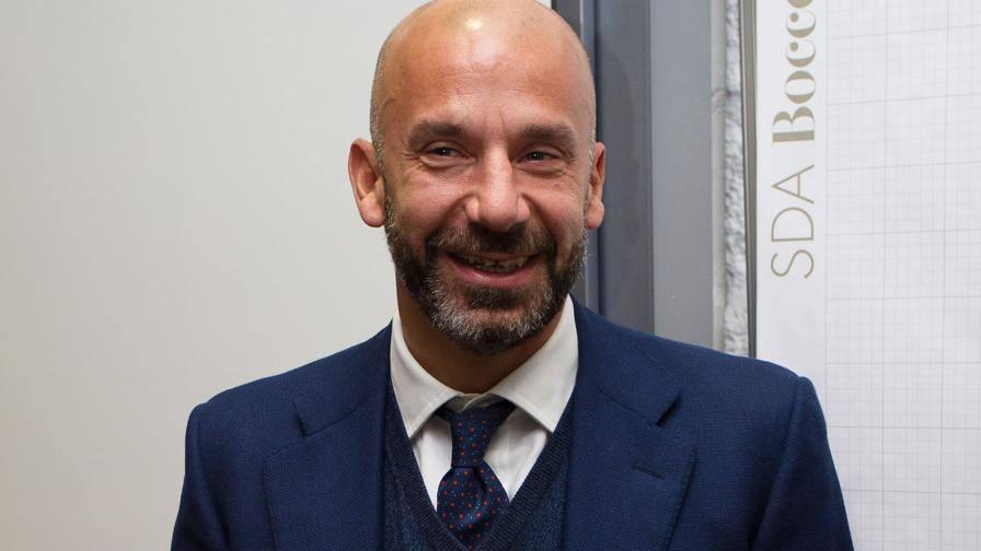 """Vialli, che affetto dagli ex E l'Inter: """"Tifiamo per te"""""""