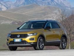 La nuova Volkswagen T-Roc