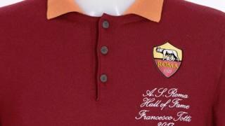 Totti nella Hall of Fame della Roma: ecco la maglia celebrativa